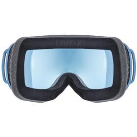 UVEX Downhill 2000 FM Goggles underwater mat/mirror orange blue